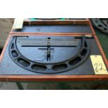 """O.D. MICROMETER, MITUTOYO, 16"""" to 20"""""""