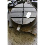 """ROTARY TABLE, 36"""""""