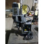 MAGNETIC BASE DRILL, JANCY SLUGGER MAX4X4 ENGINEERING MDL. USA3/4 H.D.