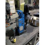 MAGNETIC BASE DRILL, HOUGEN HOLLYMATIC