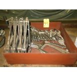 LOT OF WELDING CLAMPS, assorted