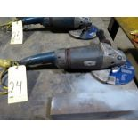 """RIGHT ANGLE GRINDER, BOSCH 9"""""""