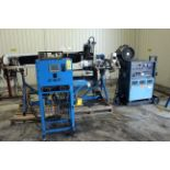 INTERNAL TIG WELDING MACHINE, consisting of: Miller Syncrowave Mdl. 300 welding pwr. source w/