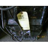 WELDING MACHINE, MILLER THUNDERBOLT XL 225 AMP AC