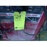 ARC WELDER, LINCOLN MDL. AC-225