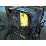 MIG WELDER, MILLER MILLERMATIC MDL. 250X, new 2001, 250 amp, built-in wire feeder, S/N LB125881