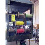 LOT OF ELECTRICAL WIRE (on spools)