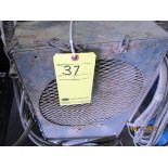 WELDING MACHINE, MILLER MDL. CP-200 DC, 200 amp, Miller Mdl. WC-1 wire feeder