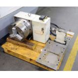 CNC ROTARY TABLE, HAAS MDL. HRT310