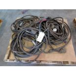 LOT OF MIG WELDING TORCHES, assorted