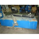 WELD FUME COLLECTOR, TORIT MDL. TRUNKLINE 2000, dual cartridges, articulating fume collector, S/N