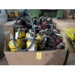 LOT OF FIRE EXTINGUISHERS (approx. 30) (on one pallet)
