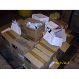 LOT OF SAFETY GLASSES, assorted