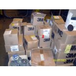 LOT CONSISTING OF: grinding wheels, conditioning wheels, discs, assorted