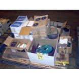 LOT OF ABRASIVE DISCS, assorted