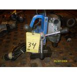MAGNETIC DRILL, HOUGEN MDL. HMD-904