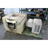 LOT OF AIR CONDITIONING UNITS (2)