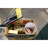 AIRLINE FITTING CRIMPER, MILTON, w/fittings