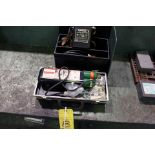 LOT CONSISTING OF: emergency oxygen kit & Explosimeter Mdl. 2A combustible gas indicator