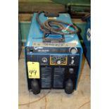 WELDING MACHINE, MILLER MDL. XMT456 CC/CV, new 2011, 450 amp @ 38 v., 100% duty cycle, S/N