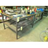 LOT OF WORKBENCHES (2), assorted