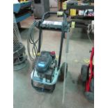 POWER WASHER, DELTA, 6.5 HP motor, 2,450 PSI, 2.2 GPM