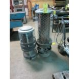 LOT OF NATURAL GAS HEATERS (2), DAYTON