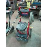 POWER WASHER, TROY-BILT, 6.75 HP motor, 2,700 max. PSI, 2.3 max. GPM