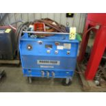 PORTABLE MAGNETIC PARTICLE INSPECTION MACHINE, MAGNE-TECH MDL. 1560W, S/N 110005