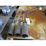 LOT OF HEATING WANDS (3)