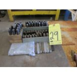 LOT OF HAND STAMPS, assorted
