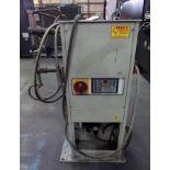 SPOT WELDER, TECNA MDL. 4608NA ROCKER ARM-TYPE, 50 Kva max welding power, 3350 amps. thermal current