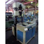 CNC TENSILE TESTER, JINAN 100 T. CAP., w/ control unit (hydraulic tank missing)