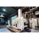 "CNC VERTICAL TURNING MACHINE, YOUJI MDL. YV-1200ATC PLUS C, new 7/2006, Fanuc 18i-TB control, 49"""