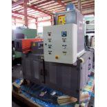 INDUCTION HEATING UNIT, JAMO MDL. JMMF, new 2011, 1250 deg. C heating capability, 280 kg max. weight