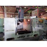 "CNC VERTICAL MACHINING CENTER, HAAS MDL. VF-1, new 1994, 26"" x 14"" tbl., CT-40 spndl. taper, 7,500"