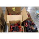 LOT OF HAND TOOLS (in one box, on one pallet)