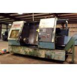 CNC CHUCKER, PRATT & WHITNEY MDL. STARTURN 1800, Mitsubishi Meldas 50 (M50) Series CNC control,