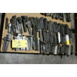 """LOT OF TOOLHOLDERS, 1"""" sq. (Location A)"""