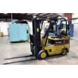 """FORKLIFT, DAEWOO 6,000 LB. CAP. MDL. GC30S-2, LP gas pwrd., 3-stage mast, 173"""" lift ht., 4' forks,"""