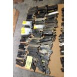 """LOT OF TOOLHOLDERS, 1-1/4"""" sq. (Location A)"""