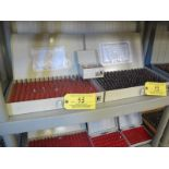 (3) Vermont Pin Gage Sets