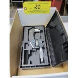 "Mitutoyo 0"" to 1"" Digital Micrometer"