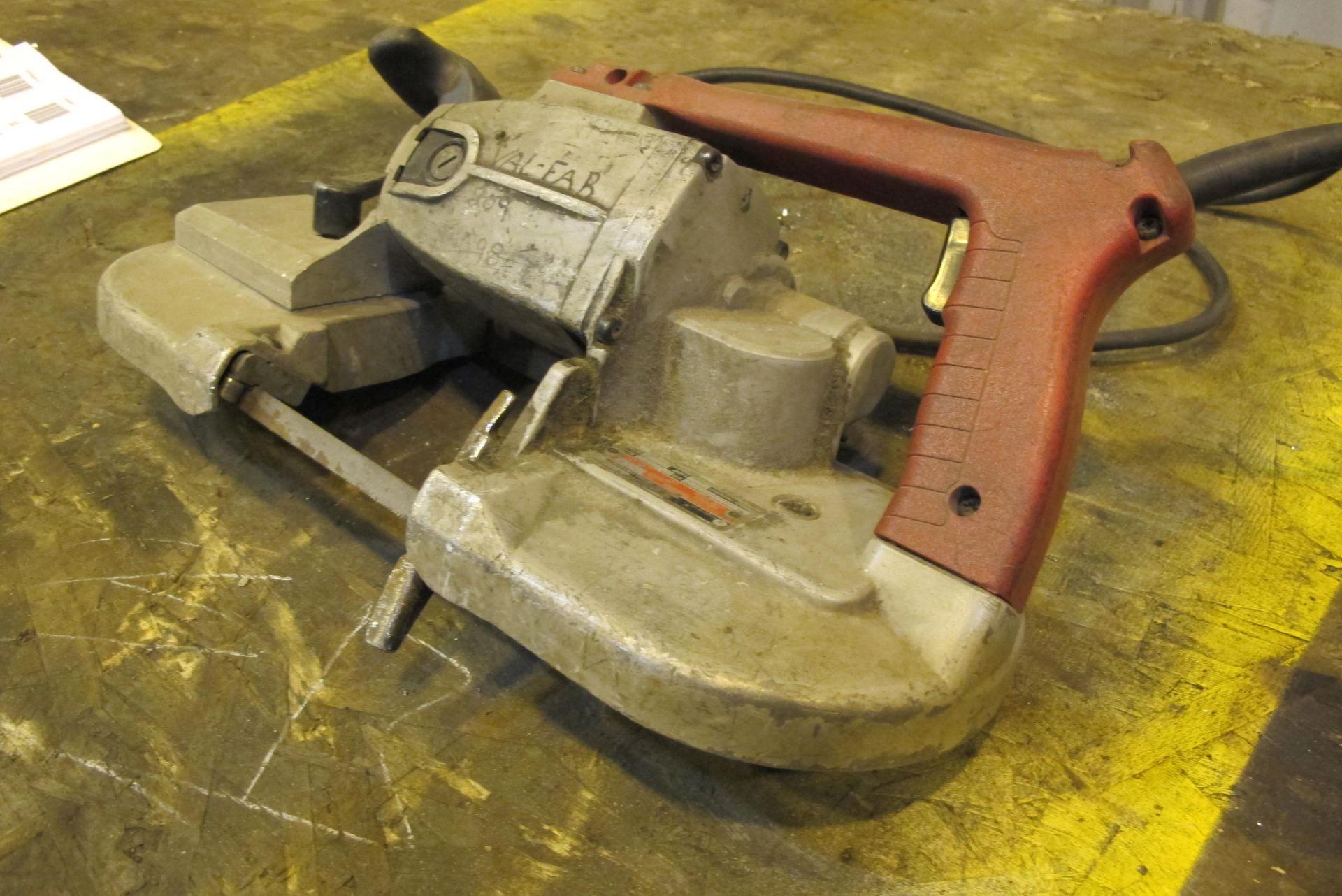 Milwaukee Cat #6225 Heavy Duty bandsaw - Image 3 of 3