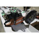"""Dolmar Mdl. 309, 12"""" gas powered demolition saw"""