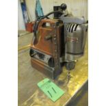 Milwaukee Cat #4200 electromagnetic drill press