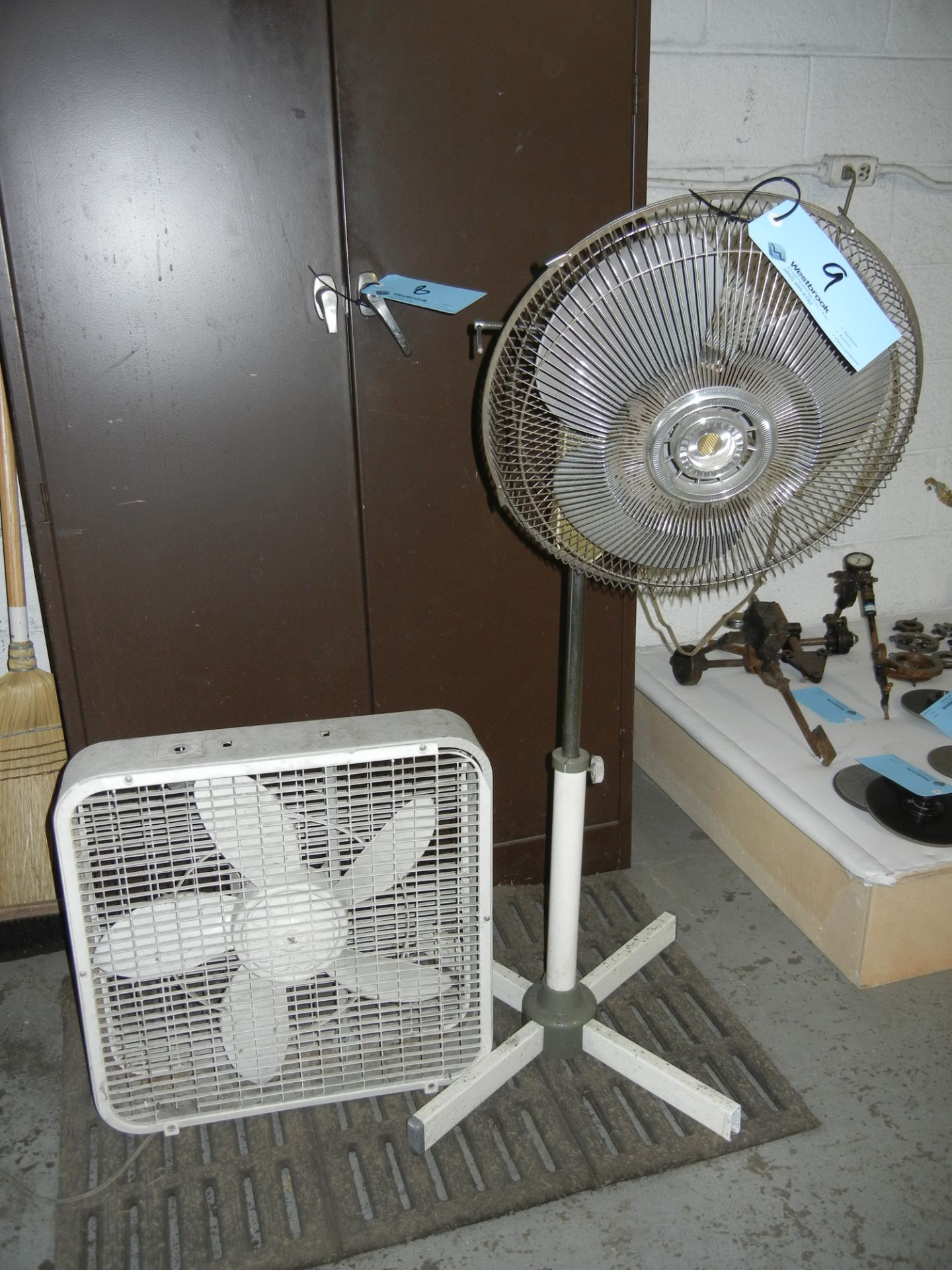 Two misc fans