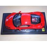 Ferrari 458 Italia Replica 1:18 Scale