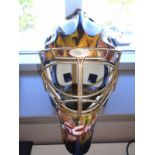 Itech Graphic Goalie Mask