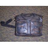 Leather Breifcase bag